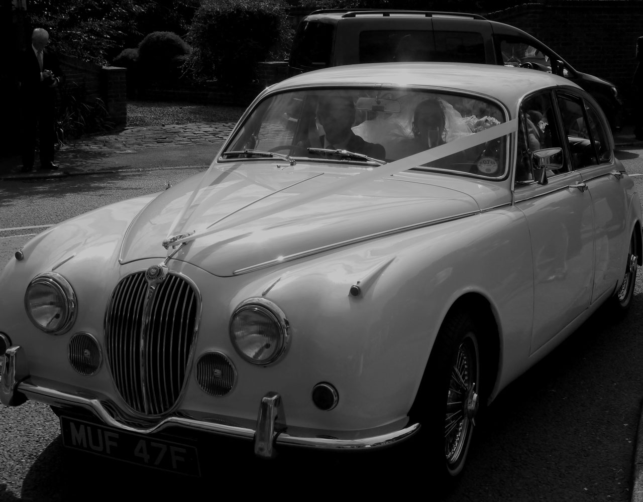 Classic Wedding Cars Yorkshire Limelight Wedding Cars